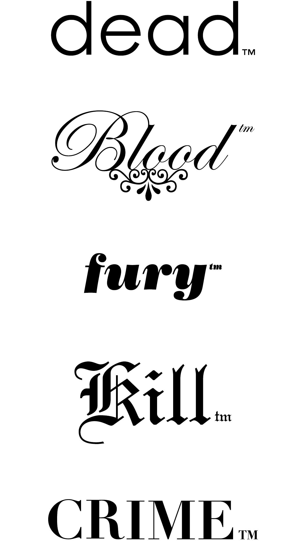 Fashion against fur – Logos