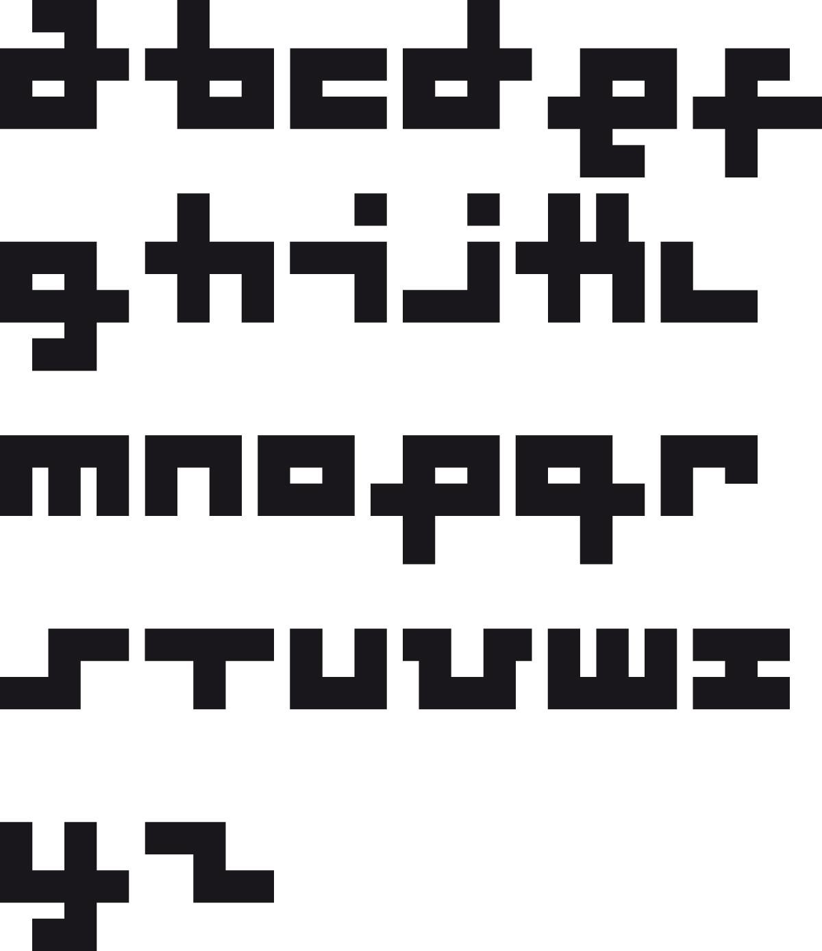 Font Square