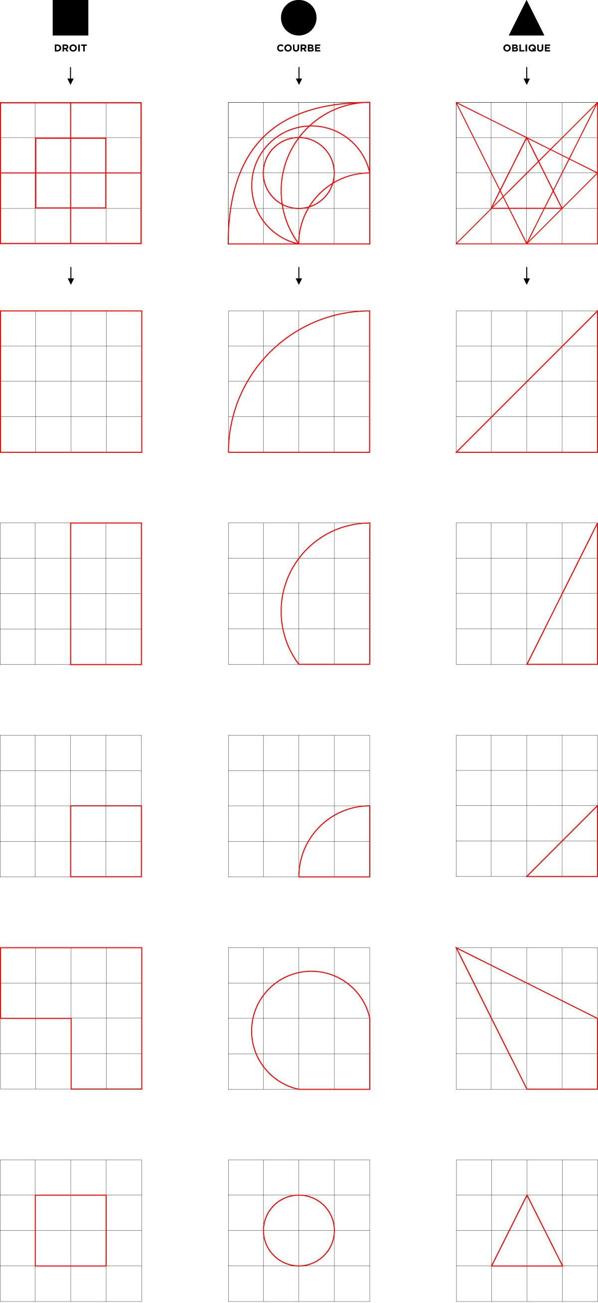 Gregram – Création des formes pour modules et systématiques d'assemblages
