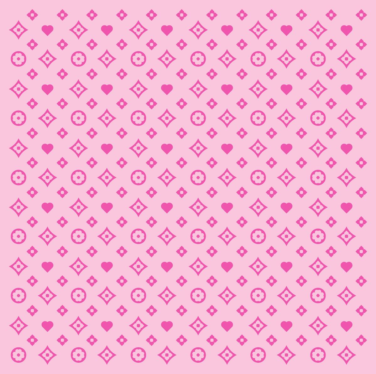 Motif tissu Love – Motif tissu Love – Variations chromatiques 3