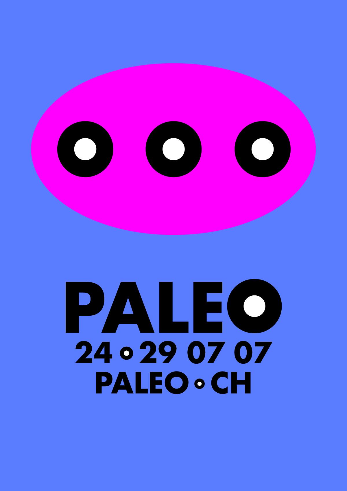 Paleo Festival de Nyon - 2007