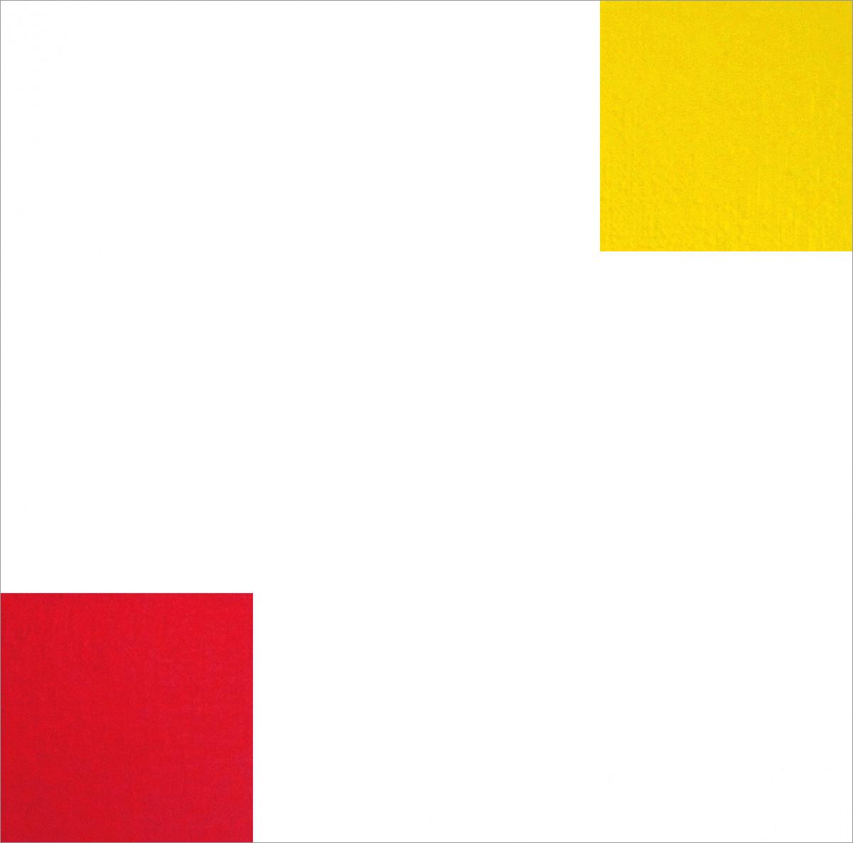 Peinture Minimal Space – Triptyque 15x15 / Peinture acrylique sur toile, non vernis