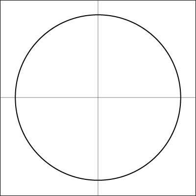 Rotation d'un cercle – Thumbnail