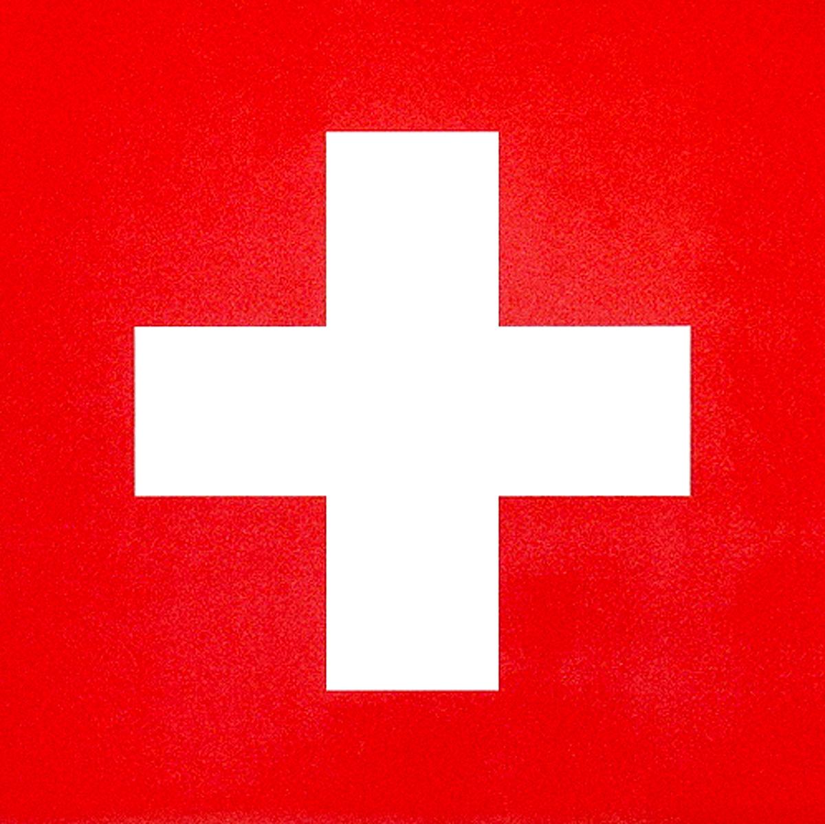 Signe singe - croix suisse 2.1