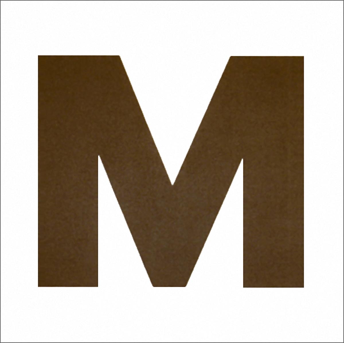 Signe singe - M