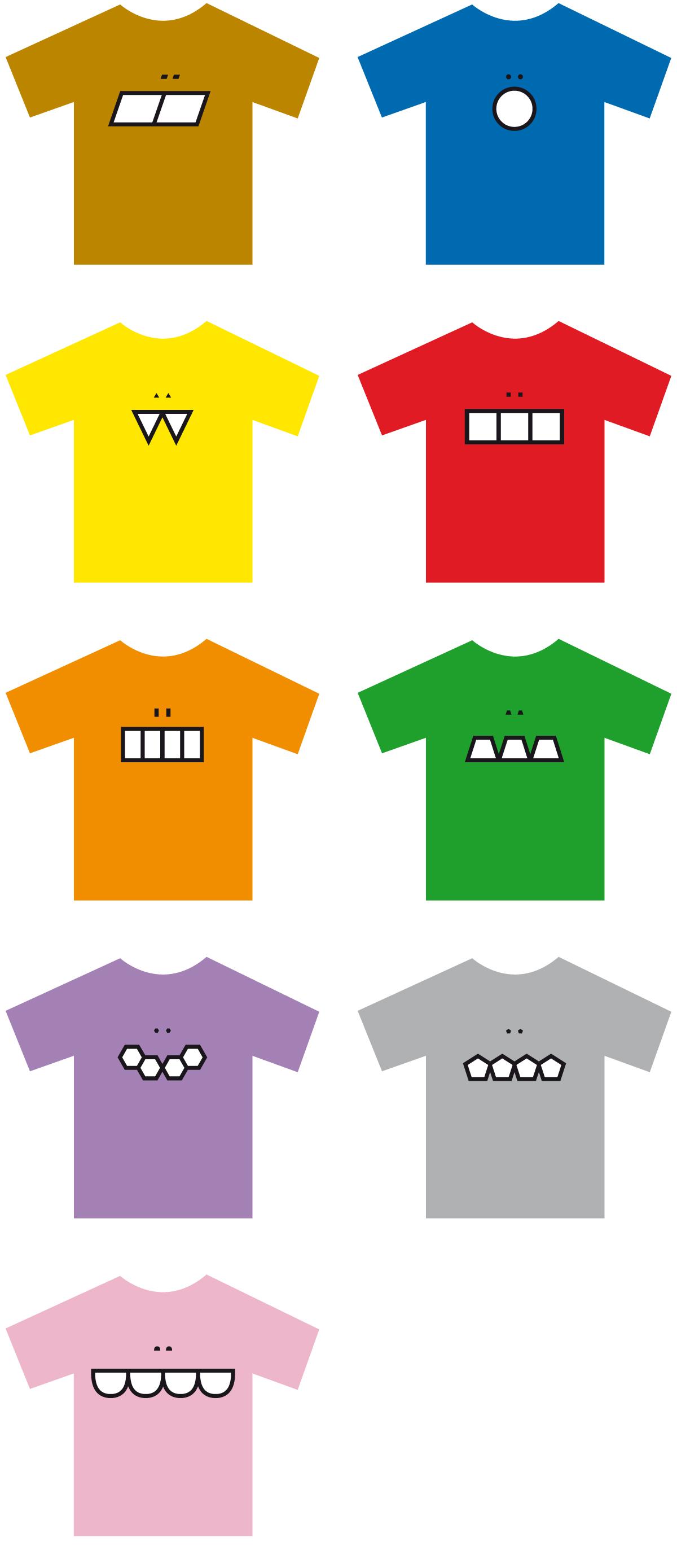 Simmpli t-shirts
